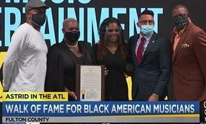 Black Music & Entertainment Walk of Fame Coming To Atlanta