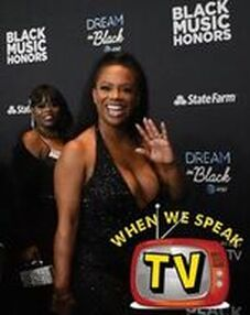RHOA star, Kandi Burruss, Shares When We Speak TV With Her Followers