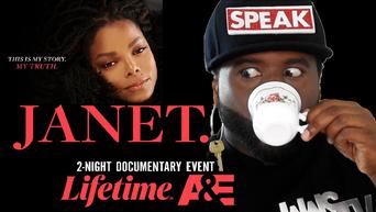 The 'TEA' on Janet Jackson's 2 Night (4 Hours) Documentary on Lifetime
