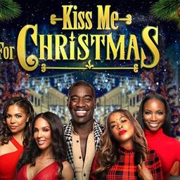 Kiss Me For Christmas on BET+