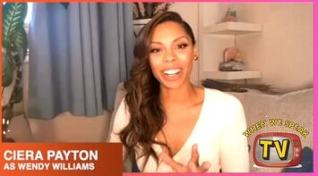 Ciera Payton Shares Her Call With Wendy Williams