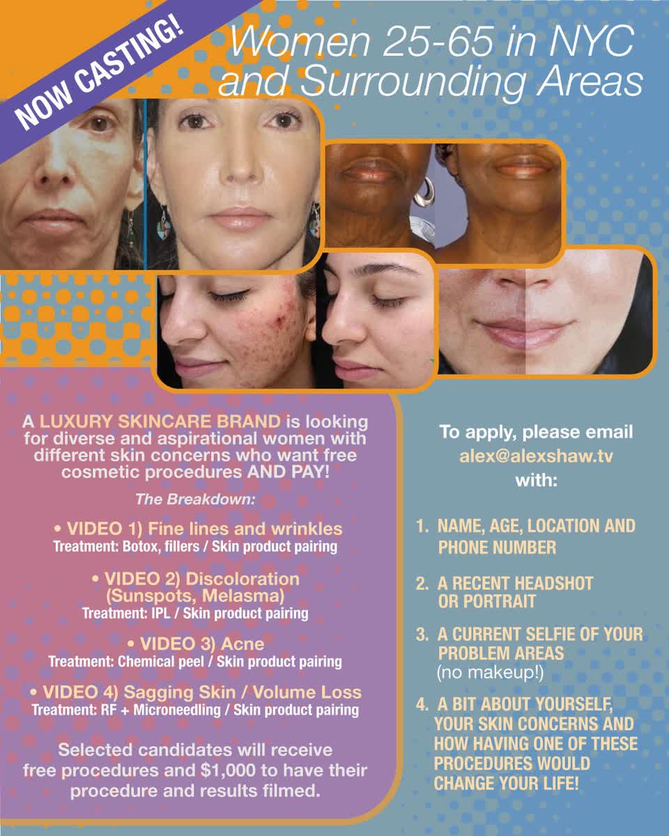 Luxury Skincare Line