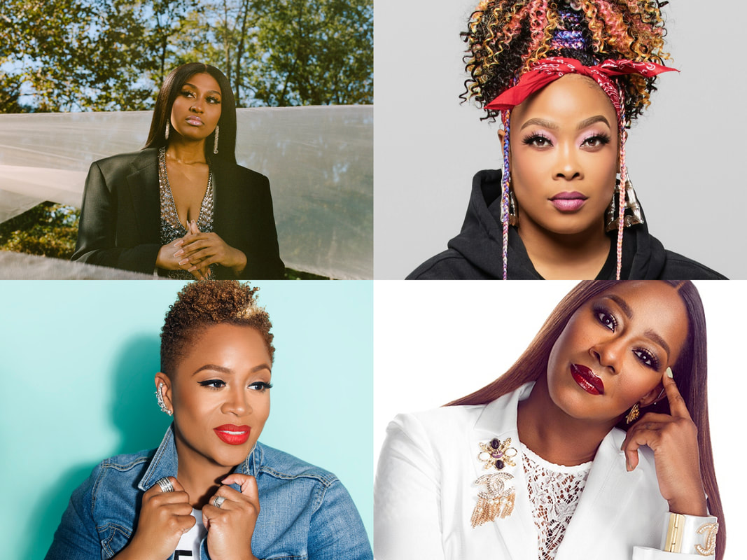 JAZMINE SULLIVAN, DA BRAT, LE'ANDRIA JOHNSON, & AVERY SUNSHINE TO PERFORM AT URBAN ONE HONORS