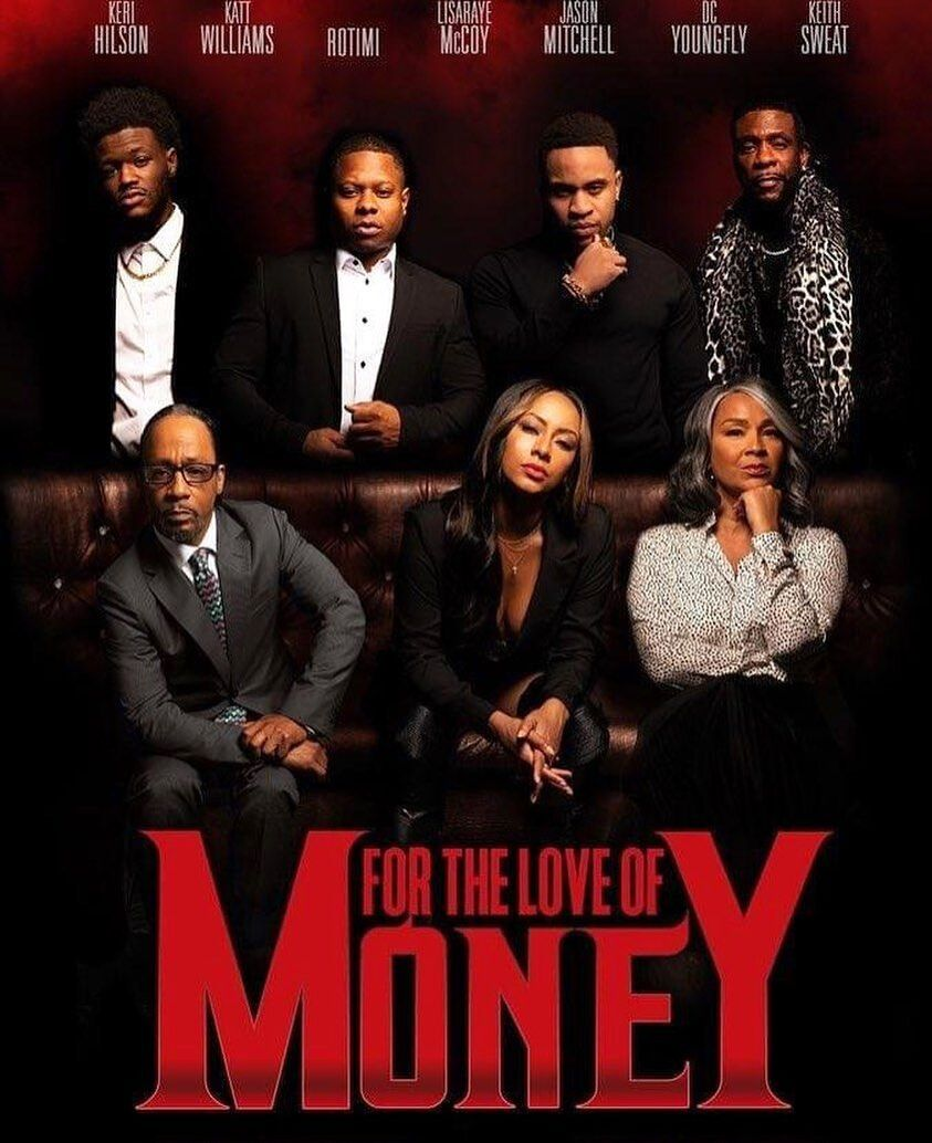 For The Love Of Money Melvin Childs