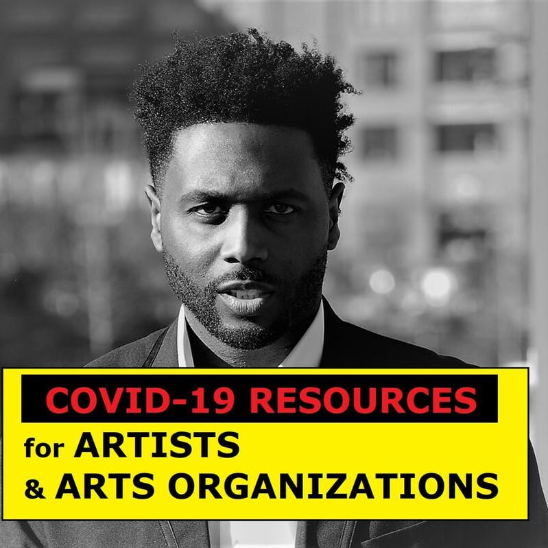 Covid Resources for the arts