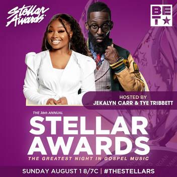 2021 Stellar Awards on BET