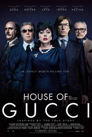 House of Gucci Movie 2021
