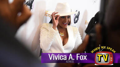 'Salute To Fashion' Hosted by Vivica A. Fox and Miss Lawrence