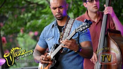 PicBeing A Musician: Jazz Guitarist Rod Harris Jr.