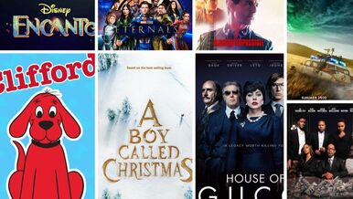 NEW MOVIES ALERT:  Enjoy Your Thanksgiving with these 7 Releases