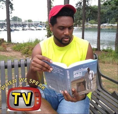 Actor/Singer Terrell Carter Shares His Unbelievably True Life Story in His New Book