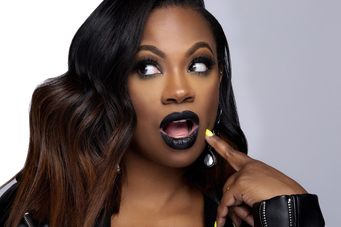 Kandi Burruss Addresses Her Baby Bump