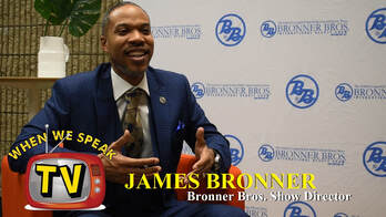 James Bronner of Bronner Bros Hair Show