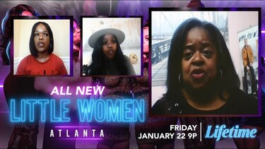 The Ladies of Little Women: Atlanta, speak about losing cast member, Minnie