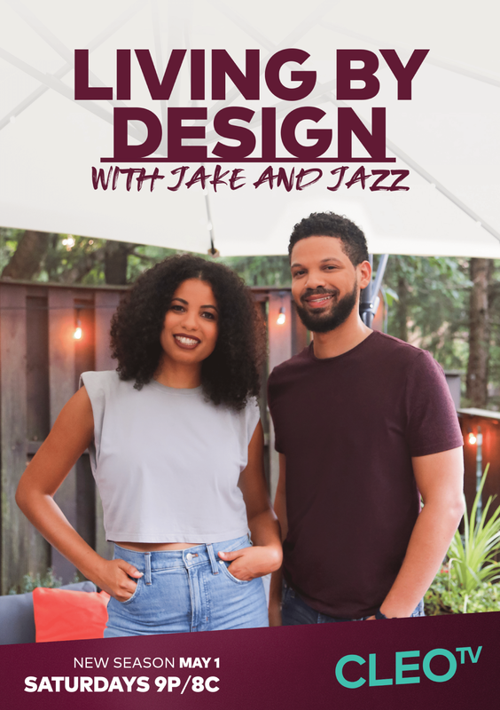 WATCH THE TRAILER FOR LIVING BY DESIGN WITH JAKE AND JAZZ