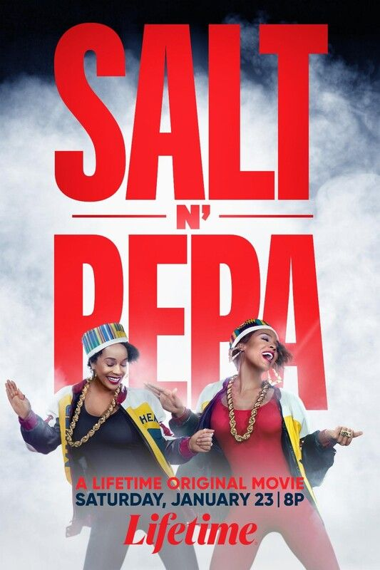 Salt N Pepa Biopic: The Actors